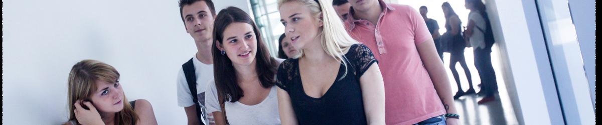 Alumnos del Master Universitario en Dirección de Empresas (MBA) - English version en clase