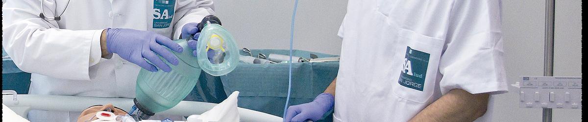 Título propio de Máster en Urgencias, Emergecnias y Críticos para Enfermería de la Faculta de Ciencias de la Salud de la Universidad San Jorge