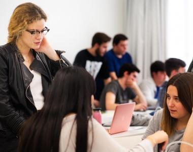 Información de la matrícula de los alumnos de grado