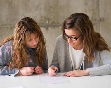 Información sobre los horarios de los alumnos de grado