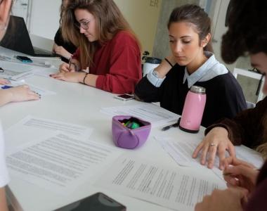 Información relativa al observatorio de empleo de la Universidad San Jorge