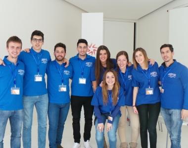 Eventos organizados por estudiantes