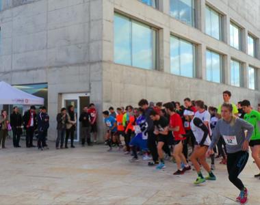 Eventos deportivos de la Universidad San Jorge para alumnos y futuros alumnos
