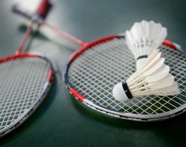 El badminton es una sección deportiva de la Universidad San Jorge