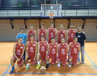 El baloncesto es una sección deportiva de la Universidad San Jorge