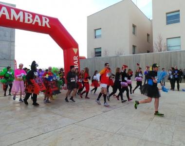 El running es una sección deportiva de la Universidad San Jorge