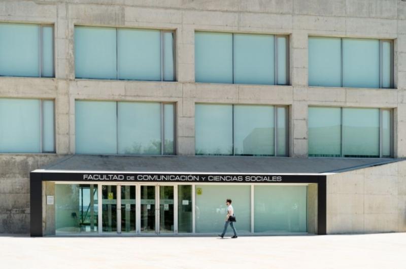 Facultad de Comunicación y Ciencias Sociales del Campus de Villanueva de Gállego