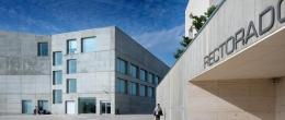 Memoria académica  2016-2017 Universidad San Jorge. Plaza de Rectorado.