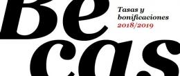 Becas, Tasas y Bonificaciones de la Universidad San Jorge 2018-19