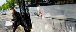Autobuses adaptados de la Universidad San Jorge