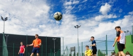Prácticas del grado en Ciencias de la Actividad Física y del Deporte