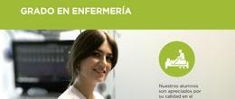 Ficha del grado en Enfermería de la Universidad San Jorge