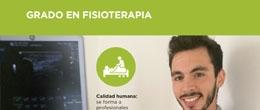 Ficha del grado en Fisioterapia de la Universidad San Jorge