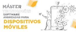 Máster en Tecnologías Software Avanzadas para Dispositivos Móviles de la Universidad San Jorge