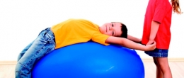 Folleto Fisioterapia Pediátrica
